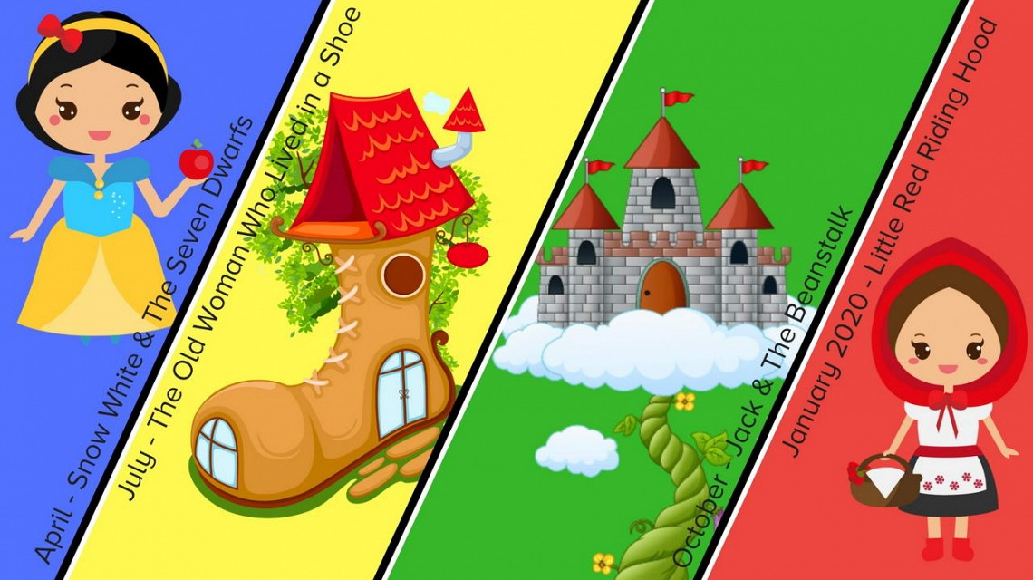 Upcoming Shows Announced